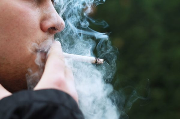 タバコの匂いに敏感