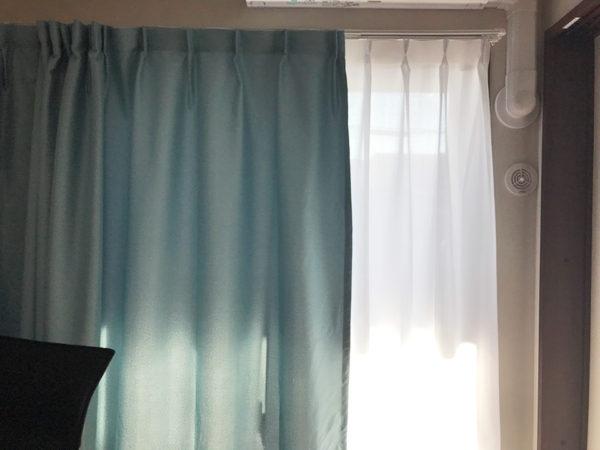 非遮光カーテン オーダー