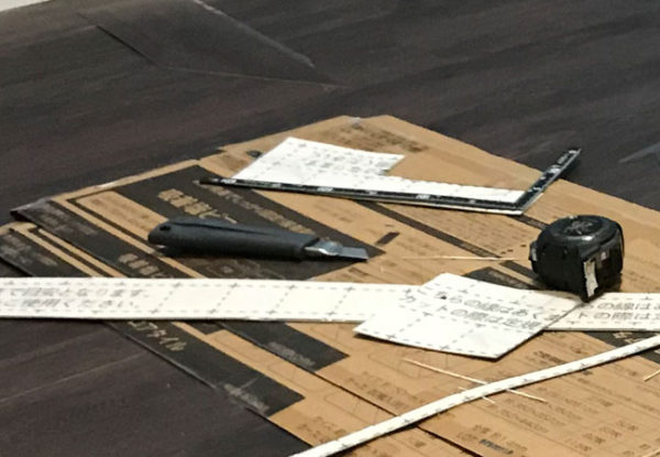 DIY床リフォームに必要な道具