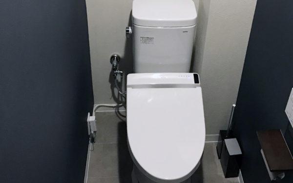 サンゲツ HM10094をトイレに使用