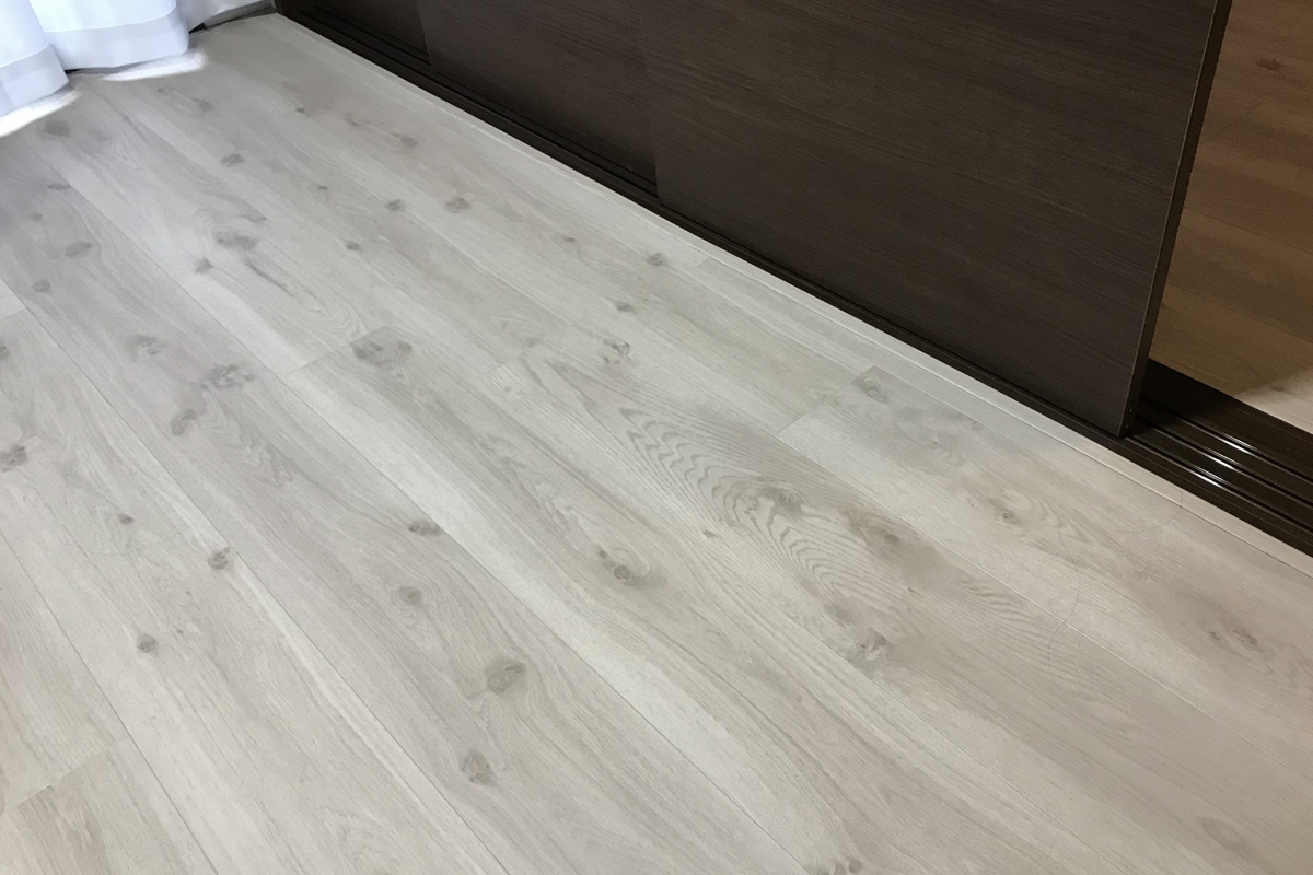 すごい床材ペルゴフロア